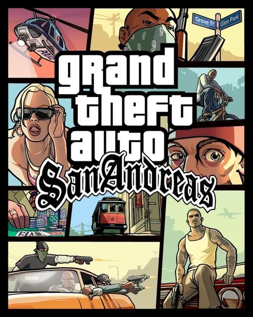 Grand Theft Auto Gta San Andreas Pc Steam Klucz 7205899805 Oficjalne Archiwum Allegro Gta San Andreas Pc Gta San Andreas San Andreas