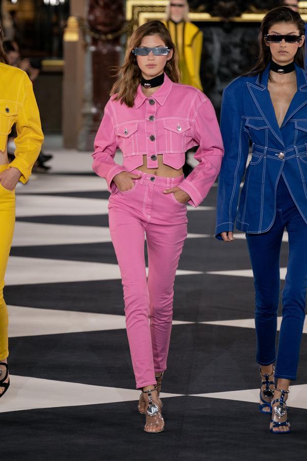 entire collection sleek best selling Défilé Balmain printemps-été 2020 Prêt-à-porter | Modă | Modele