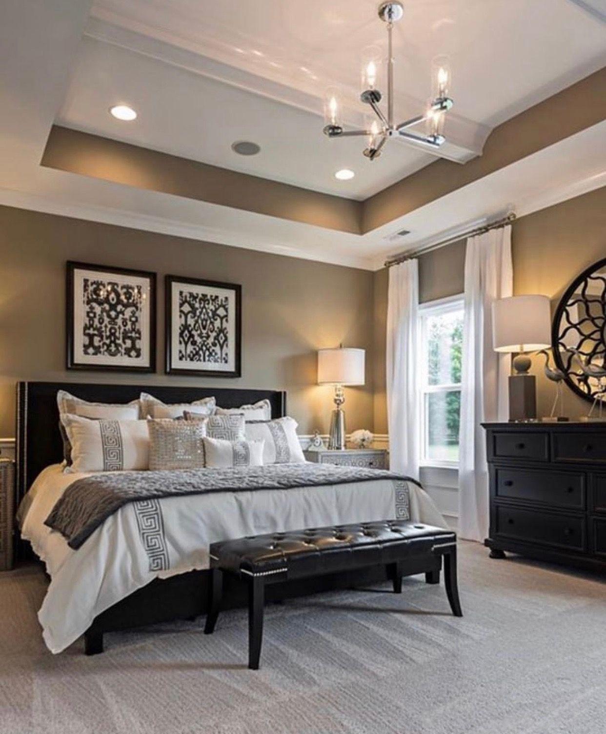 Pin by Karin Miranda on Deco  Master bedroom remodel, Master