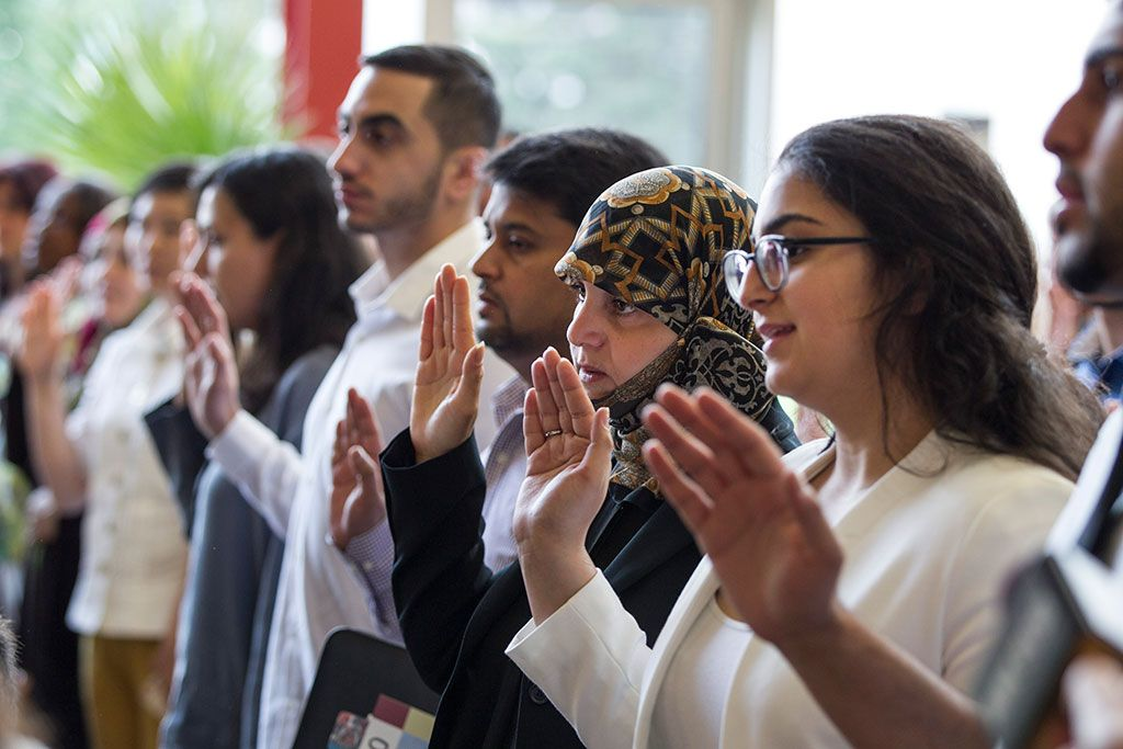 New Canadians swearing-in ceremony, canada - Google Search