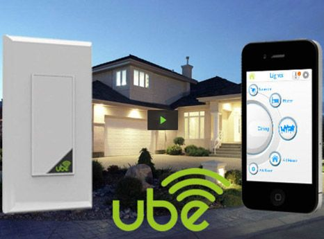 Ube wifi connected smart light dimmer dream home ideas