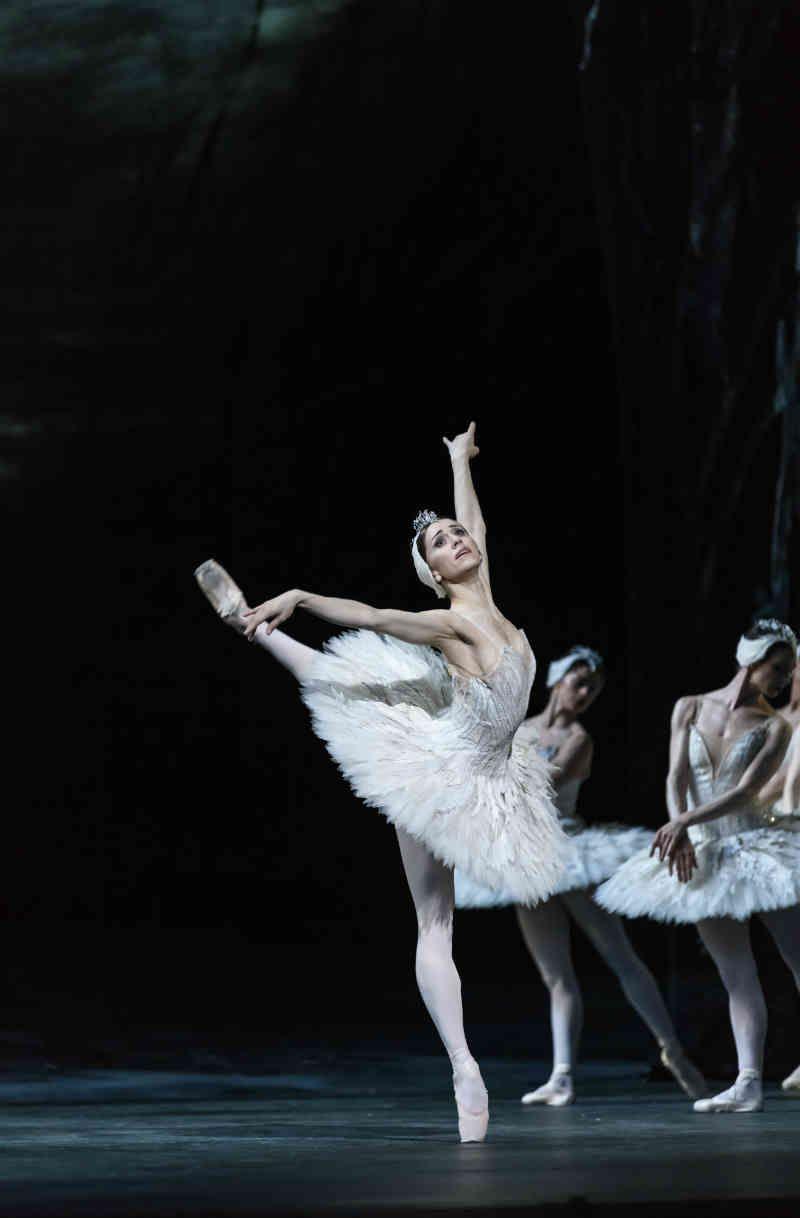 La Historia Secreta Del Ballet Una Charla Con Marianela Nunez