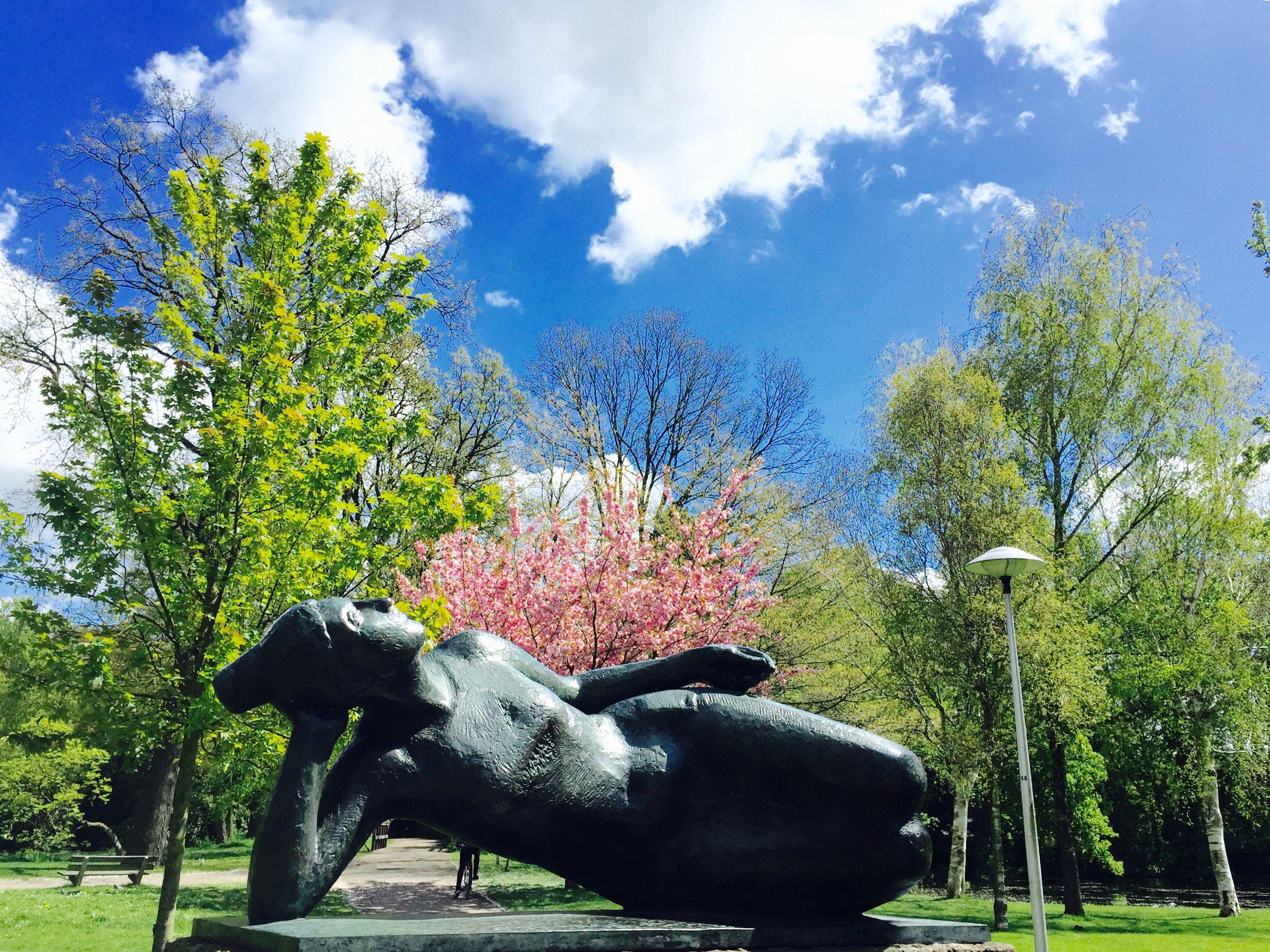 Dreaming in Spring Erna Smit