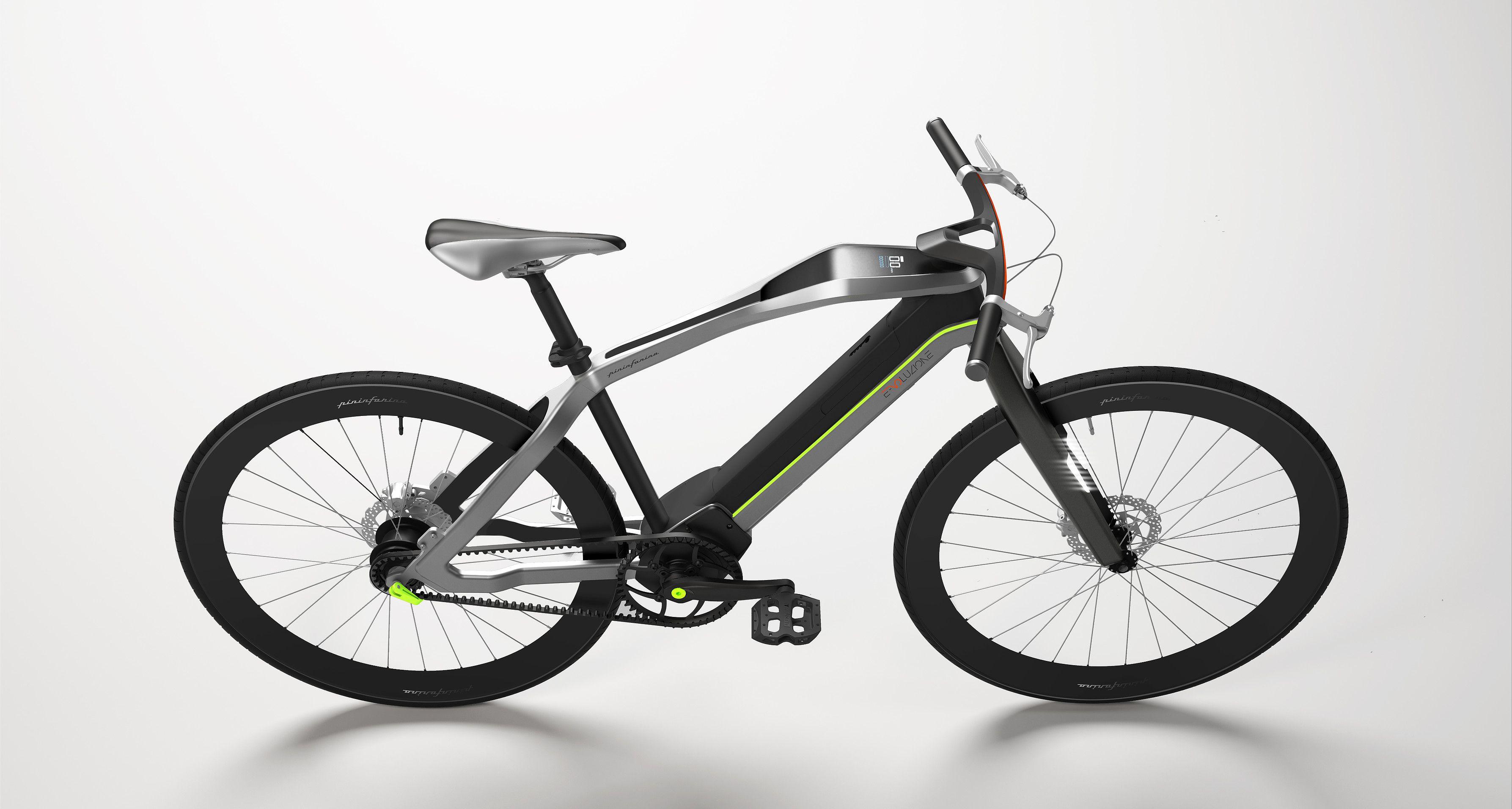 Pininfarina e voluzione electric bike