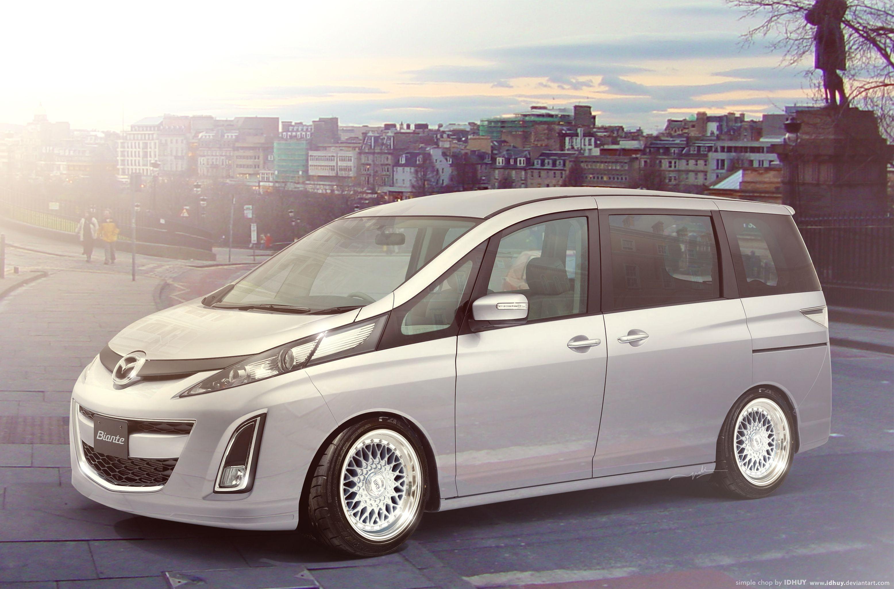 Kelebihan Kekurangan Mazda Biante Review