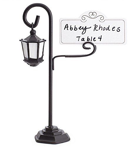 Pin By Home Seasonal Holiday Decor On Party Ideas Place Card Holders Table Place Card Holders Street Lamp