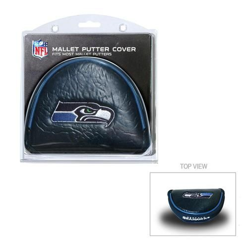 ccd836e99 Seattle Seahawks Mallet Golf Putter Cover