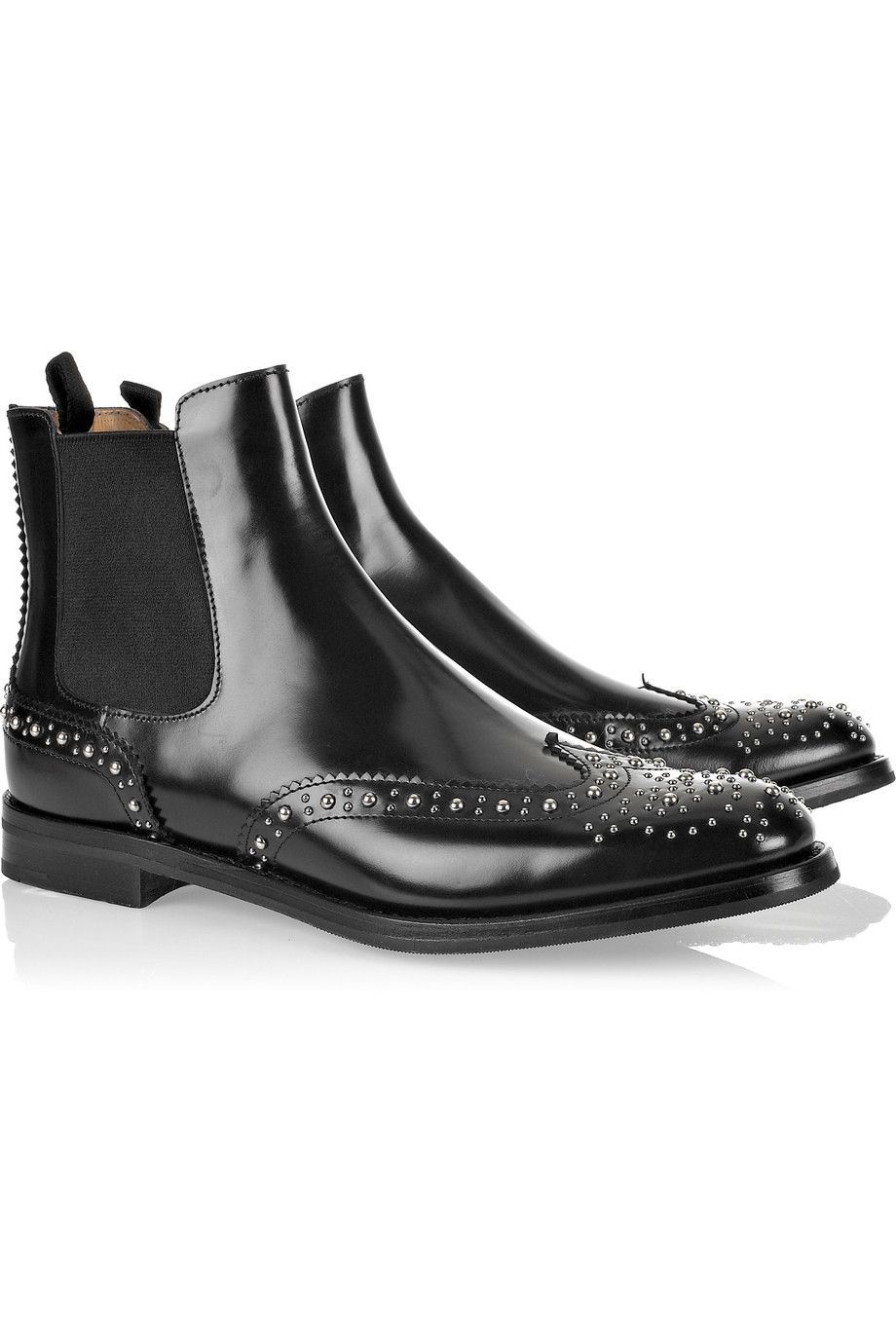 Church'sStudded ankle boots