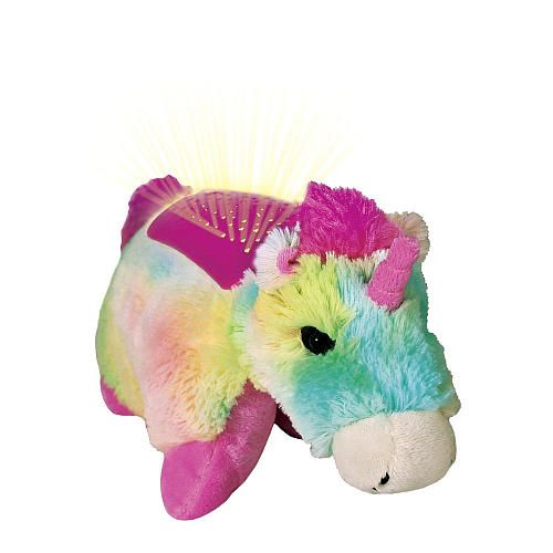Rainbow Unicorn Pillow Pets Animal pillows, Unicorn