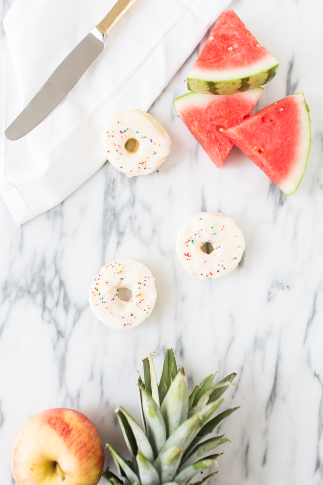 FRUIT DONUT BITES BY SUGAR