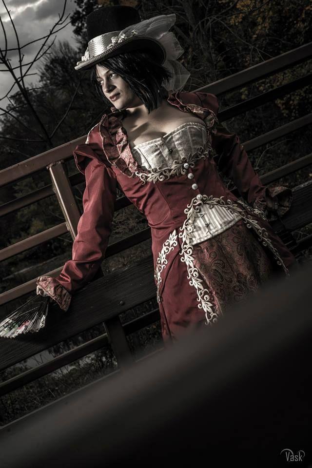 Steampunk Justine Amnesia The Dark Descent Photograph By A G