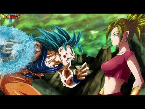 7 viên ngọc rồng siêu cấp | Goku VS Caulifla & Kale - Kefla! Nữ Saiyan t.