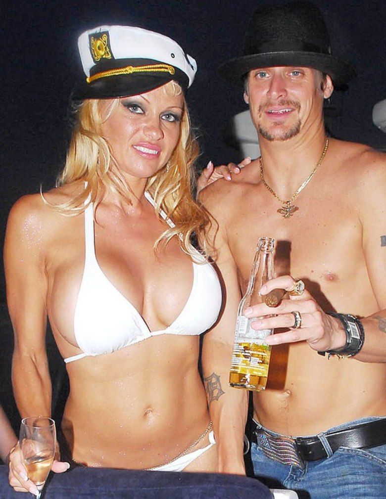 Pamela Anderson and Kid Rock Duration: 114 days | Couples ...