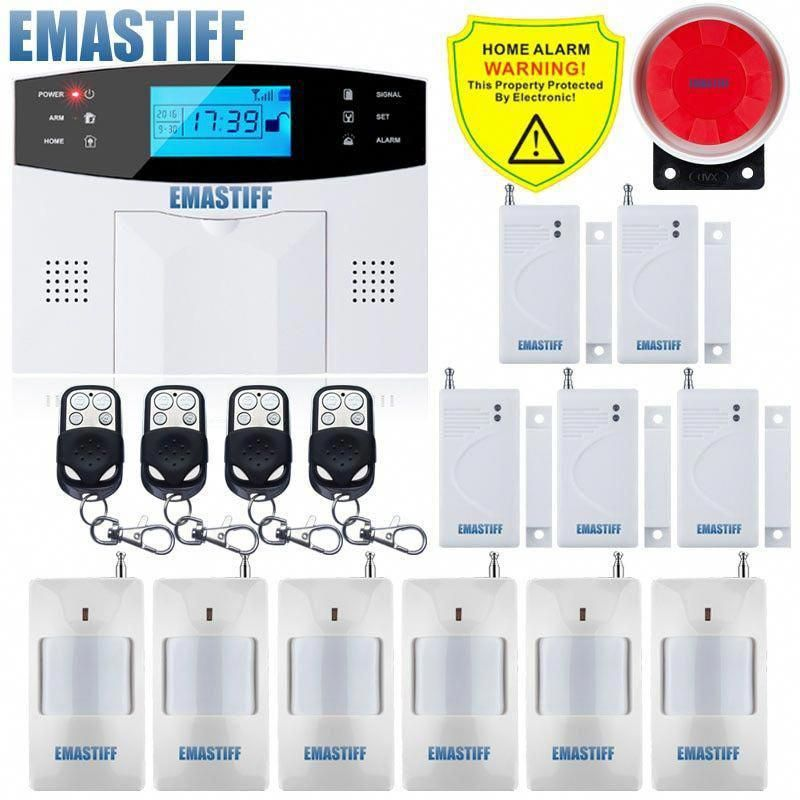 The Importance Of A Reliable Home Security System Wireless Home Security Systems Gsm Alarm System Wireless Home Security