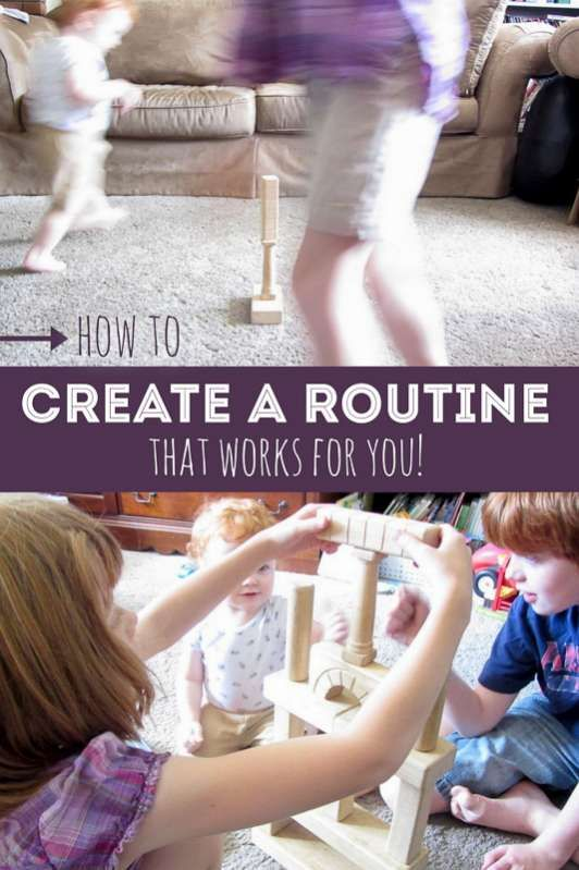 Routines are every day things we do. Over and over again. They can sometimes make or break a day. But routine is important for kids to know what to expect, and they thrive on it. When Jamie suggested that I write about my routine I wasn't sure her readers would be able to relate because most of …
