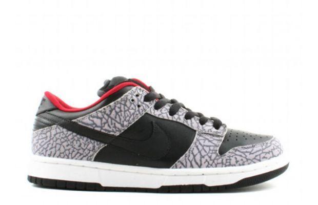 Supreme x Nike Dunk Low Pro SB