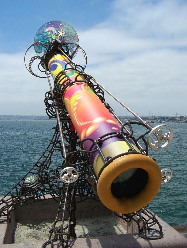 Giant Kaleidoscope To Be Unveiled  On Glorietta Bay Promenade