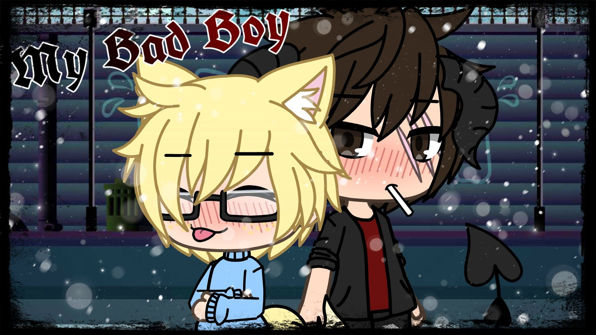 """New"" Gacha Series On YouTube (Baby Taffy) Cute anime"