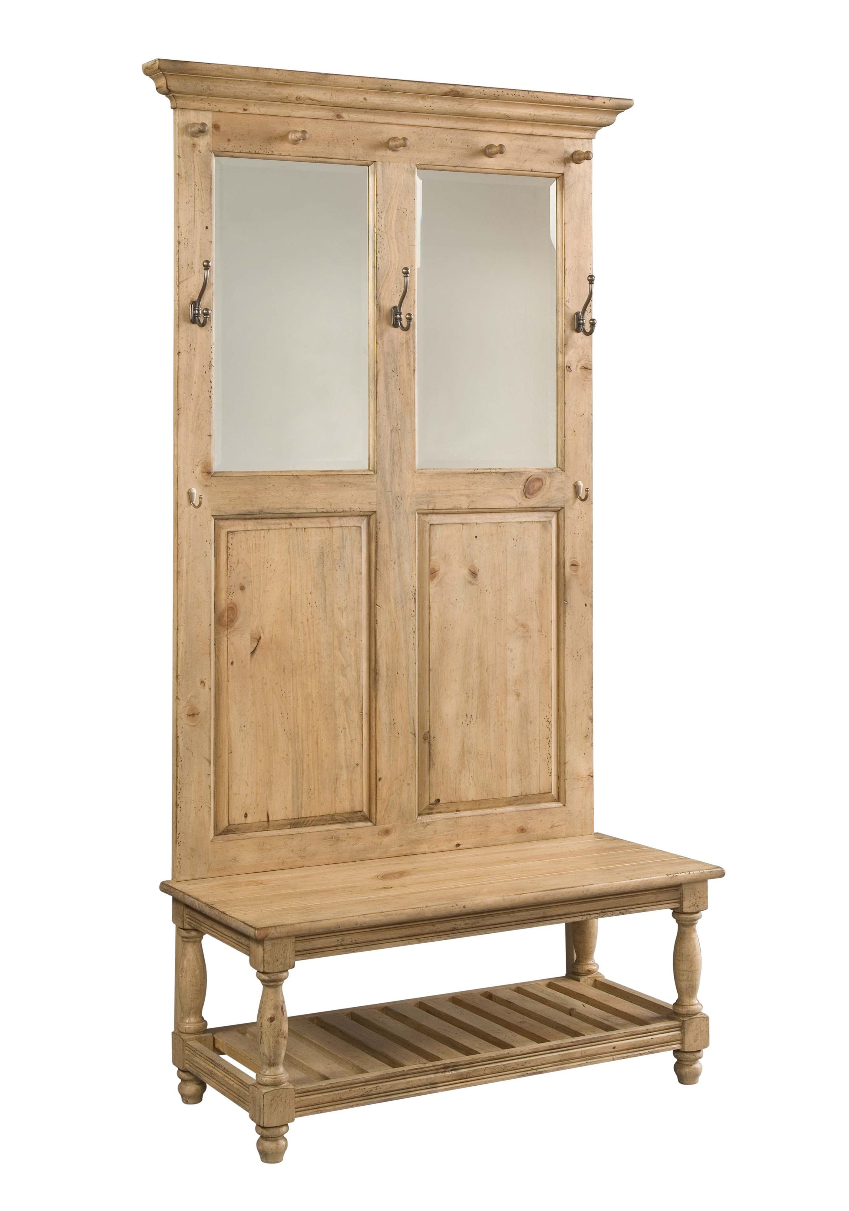 Hallway storage for coats  Homecoming Hall Tree by Kincaid Furniture  Dream Home  Pinterest