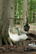 #hangstoel #boom #natuur | Jeroen van der Spek