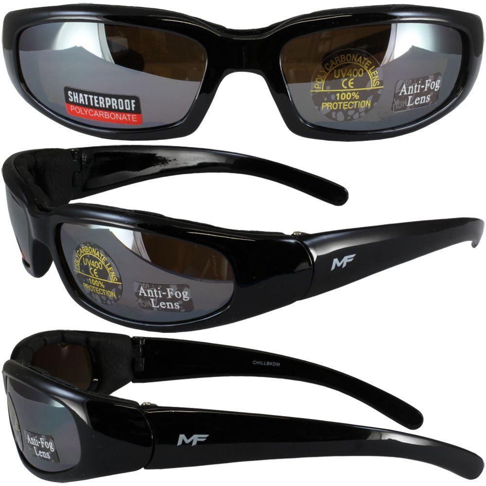 Chill Black Frame Driving Mirror Lenses #MF