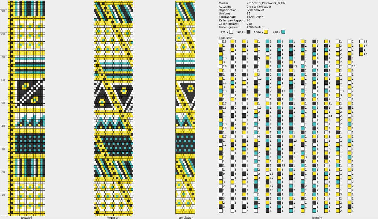 Авторские схемы для жгутов от MaruFox   VK