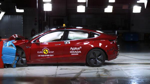 Tesla Model 3 Scores Five Stars In Latest Euro Ncap Tests Isetpro