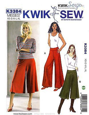 New Women Ladies Pleated Flare Pants Trousers UK Size 6 8 10 12 14 16 18 20 1586