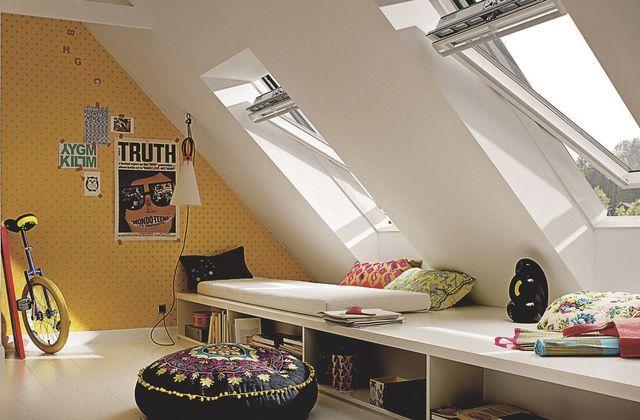 combles am nag s chambres et pi ces pour gagner de l 39 espace choses acheter pinterest. Black Bedroom Furniture Sets. Home Design Ideas