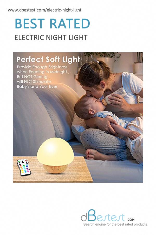 Best Night Light For Feeding Baby