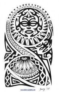 100 desenhos Tribais | Aido Bonsai