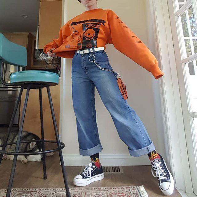90er Jahre Vibe Teenage Fashion Style D R.albert.frankenstein #Akiwarinda, # 90er #Akiwarinda...
