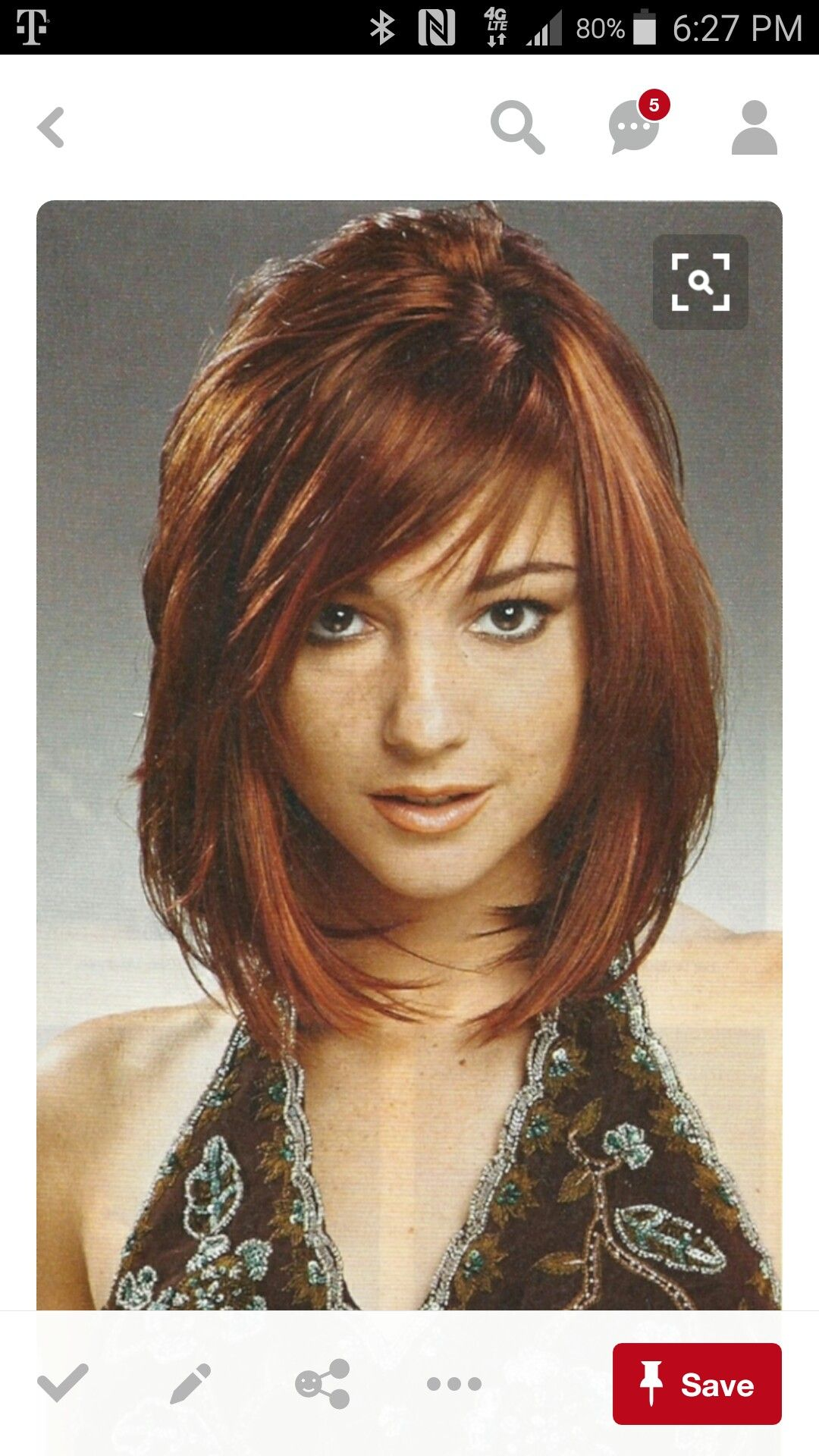 Possible style | hair style ideas | Hair cuts, Layered ...