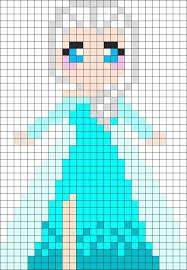 Pixel Art Disney Facile