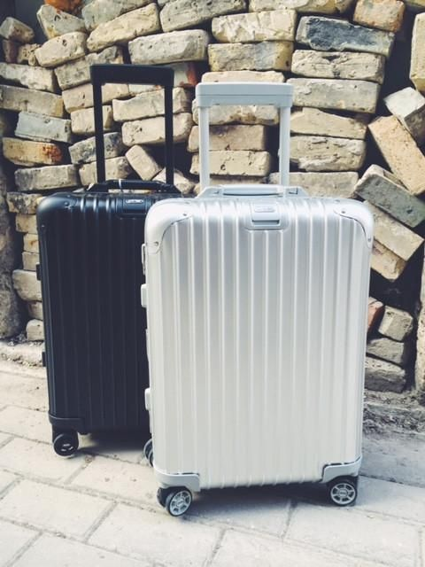 Review: Rimowa Topas Silver Luggage Collection - How Does ...