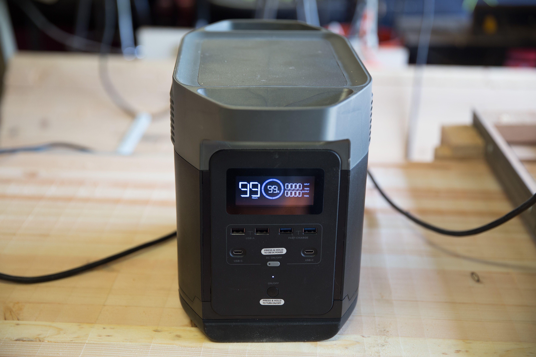 Kickstarter Darling EcoFlow Delta Battery Generator Is Not