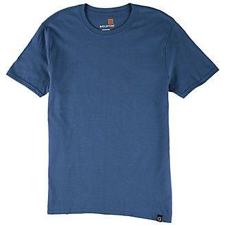 Gold Toe Mens Crew Neck T-Shirt