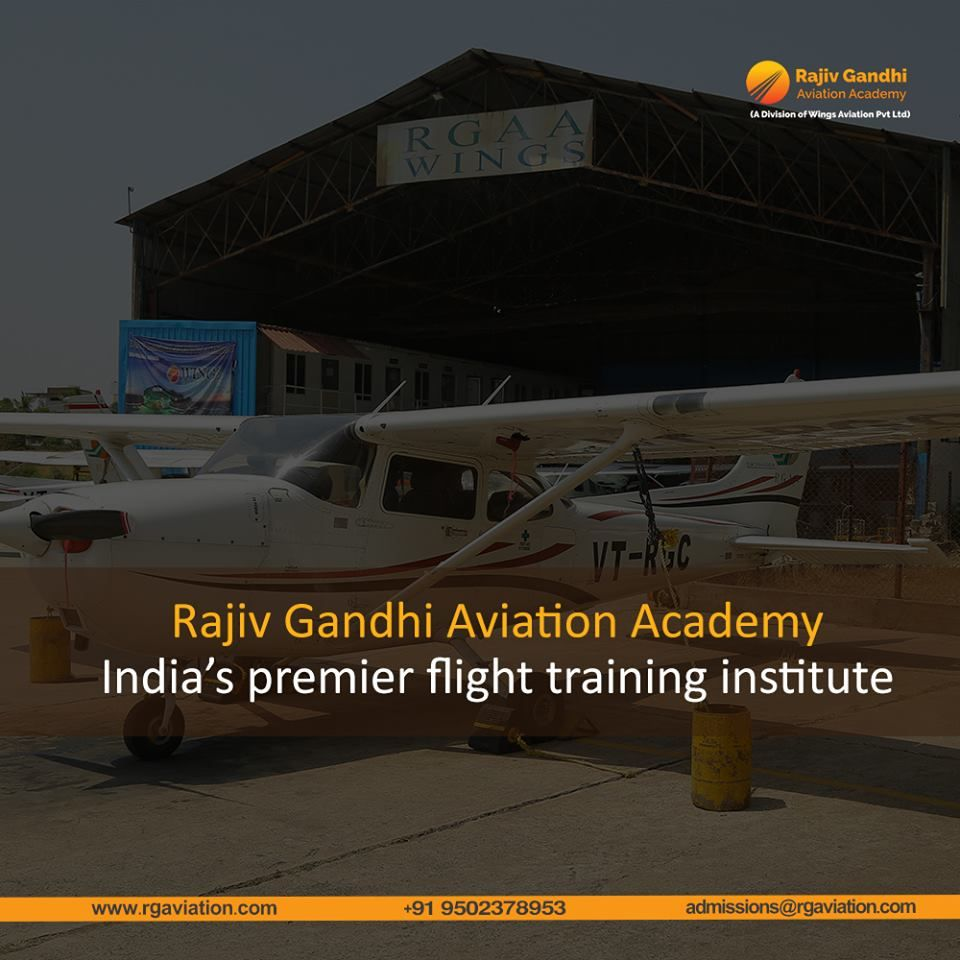 RGAA offers DGCA approved fully integrated courses related