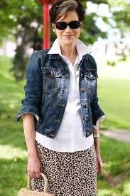 Resultado de imagen de Pinterest jeans older women