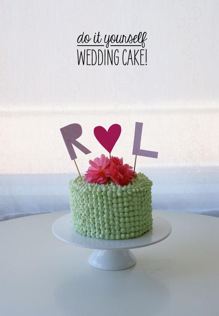 Do it yourself wedding cake boda hazlo t mismo y tortas de boda do it yourself wedding cake solutioingenieria Gallery