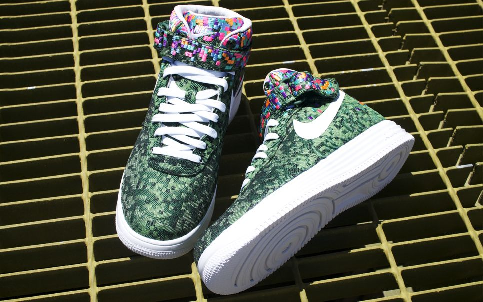 """new product 6d432 bbe2f Nike Lunar Force 1 Mid JCRD """"Rio"""""""