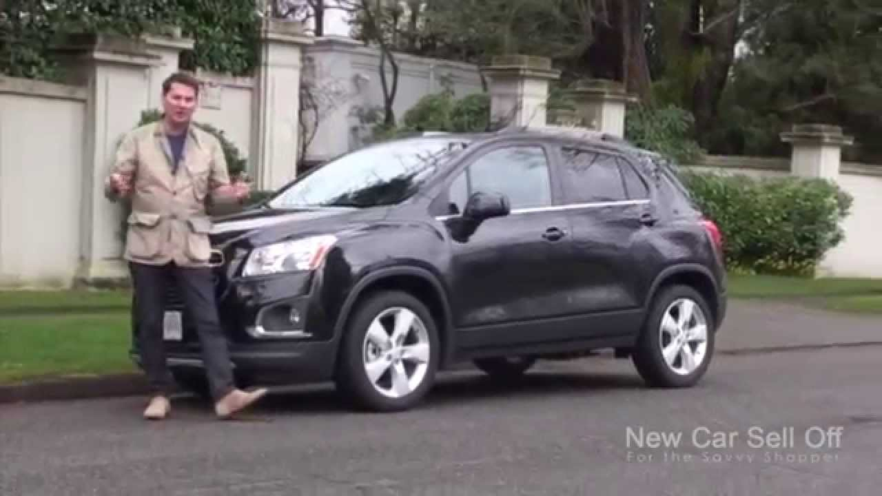 2013 Chevrolet Trax Full Review