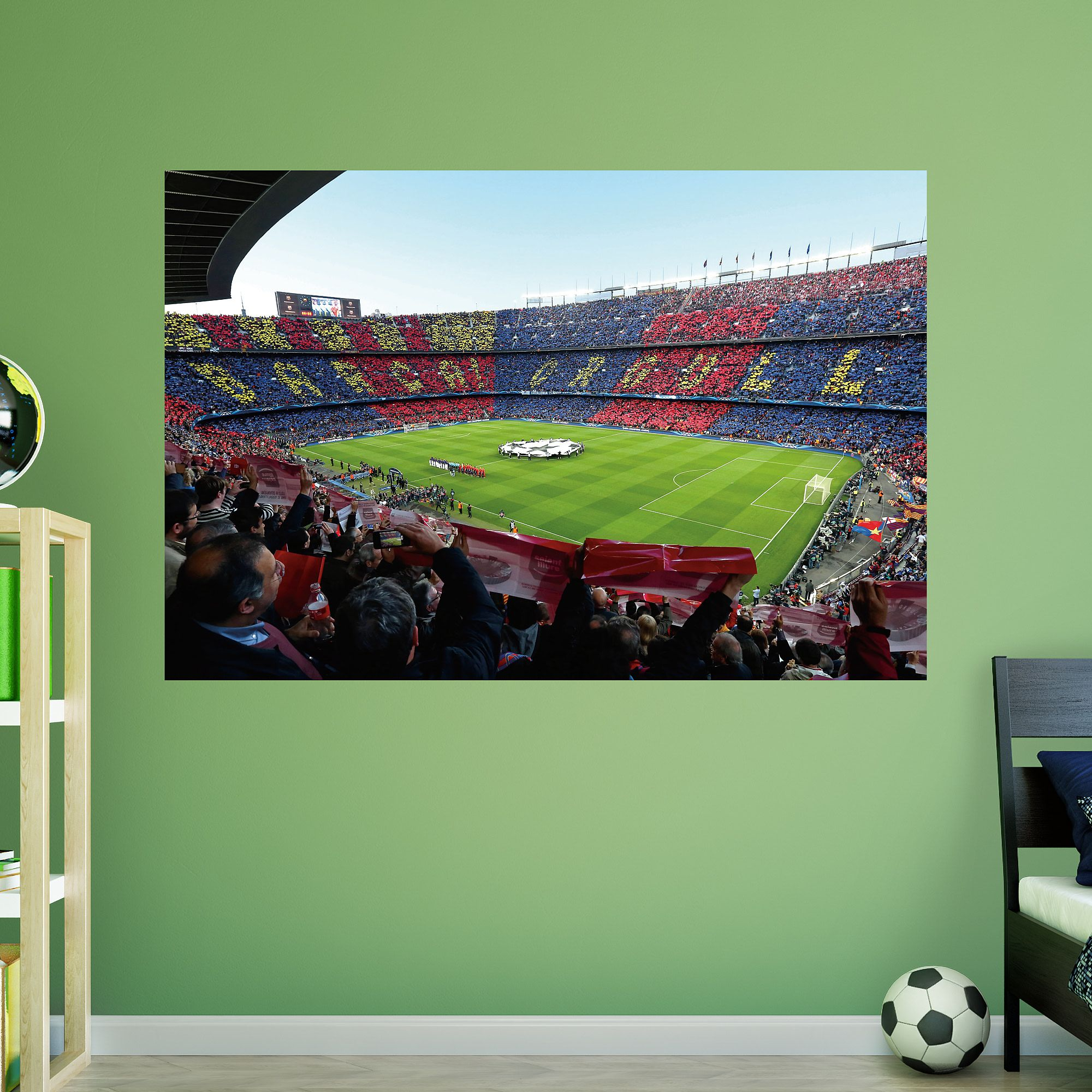 Fcbarcelona Fan Prove It Put Your Passion On Display With