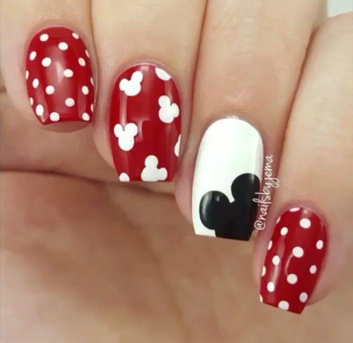 Pin de Nail Art Hacks en Nail Styles   Pinterest   Diseños de uñas ...