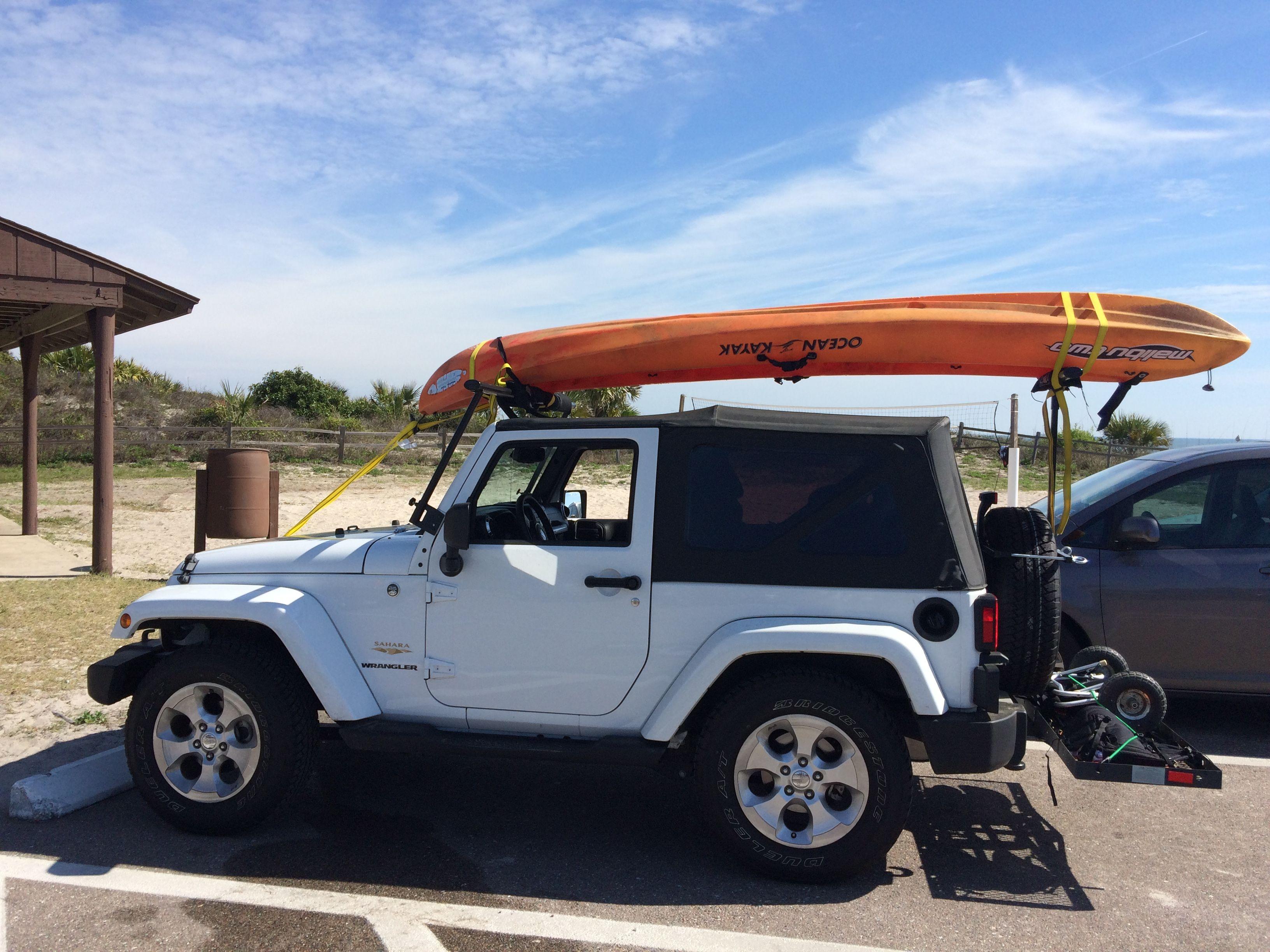 Lange Kayak Rack Kayak Rack Jeepster Recreational Vehicles