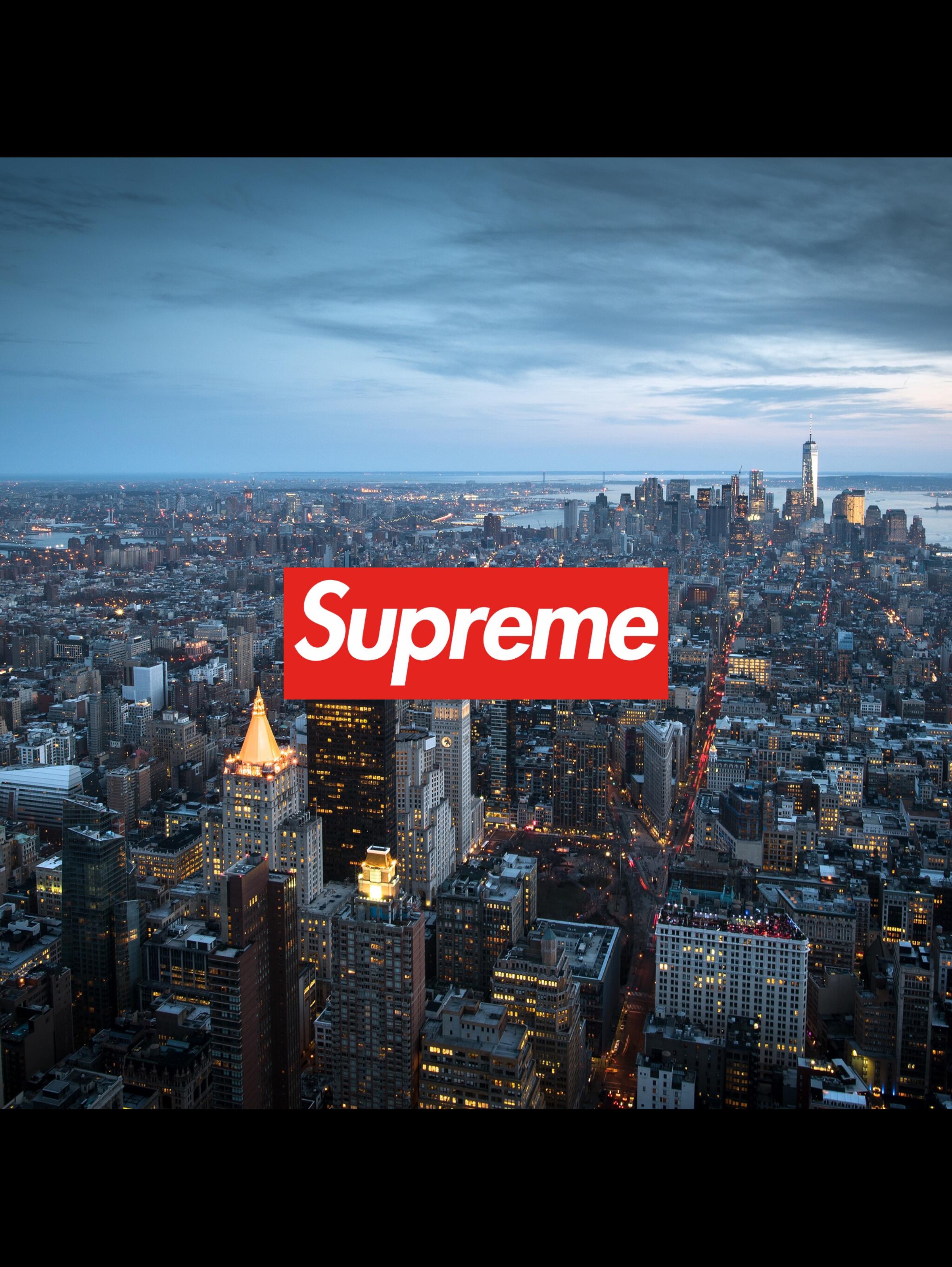 Fon D Ecran Supreme Iphone Wallpaper Supreme Wallpaper