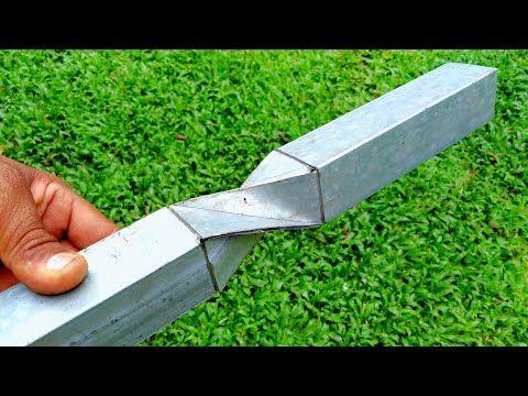 Ide Kreatif Dari Besi Hollow 5x5cm Assesoris Pagar Balkon