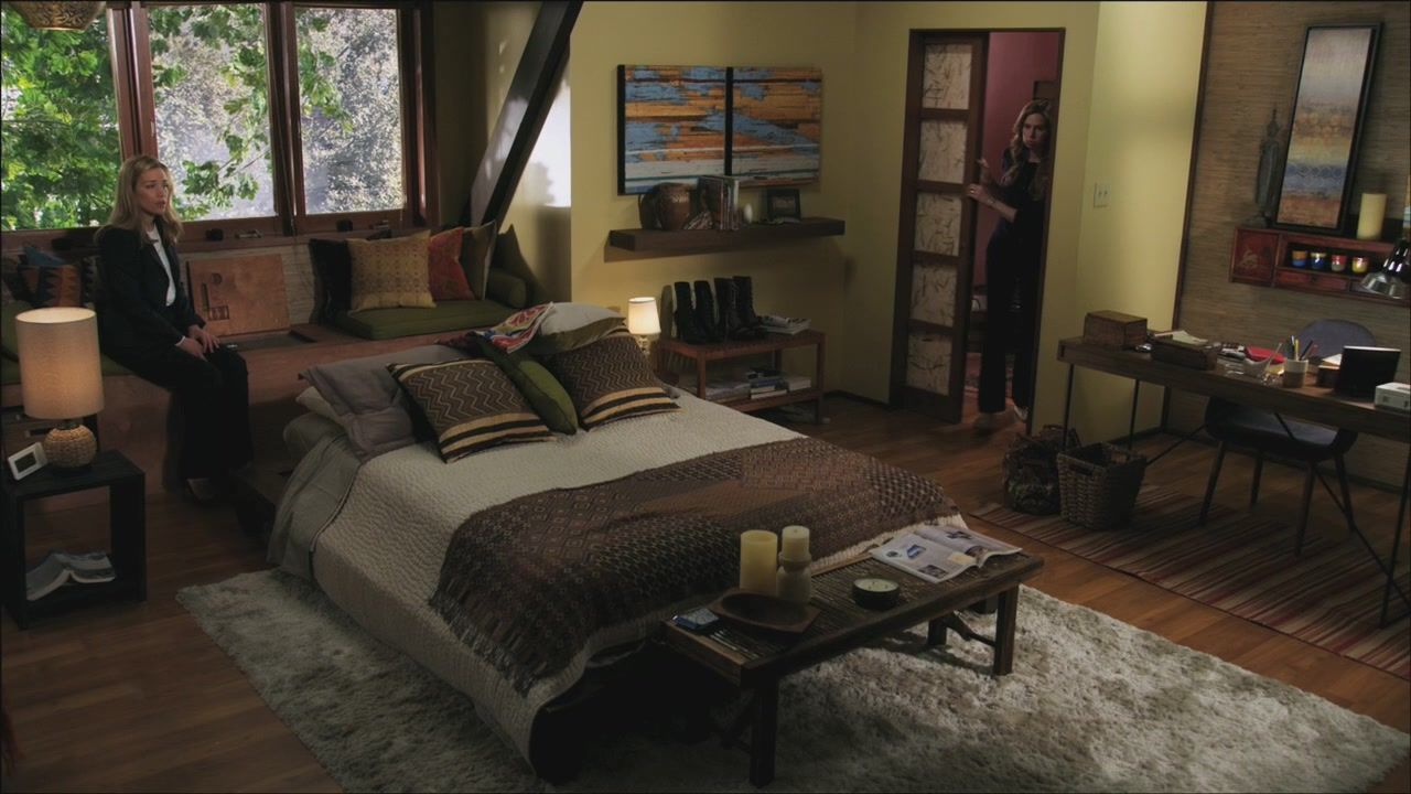 Covert Affairs Annie Bedroom Google