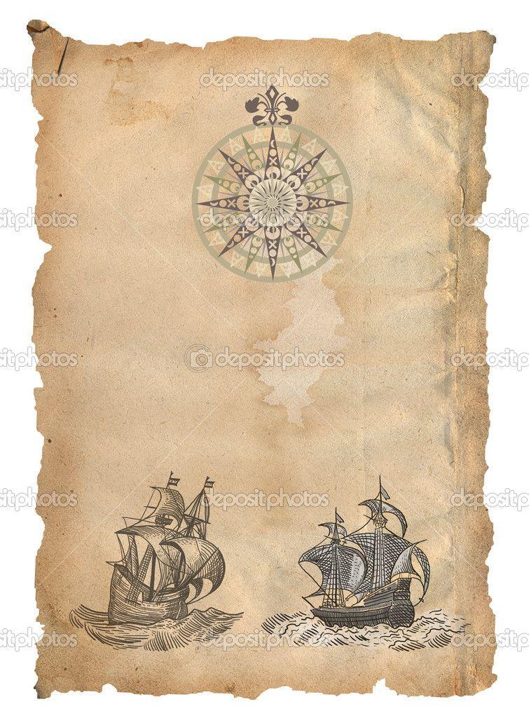 Карта пирата