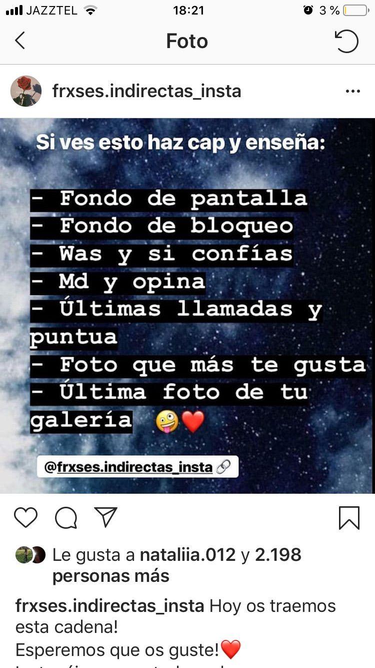Pin De Luna En Encuestas Juegos Para Instagram Encuestas